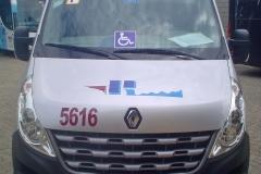 Frontal Van 5616