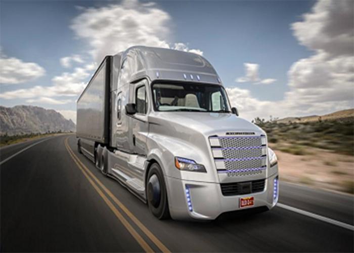 Big Modern Truck